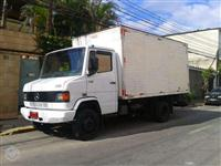 Caminh�o  Mercedes Benz (MB) 710 Plus  ano 06