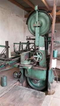 Máquina Serra Fita Turbina