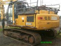 Trator John Deere PC 200 4x2 ano 07