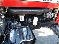 Trator Massey Ferguson 299 4x4 ano 07