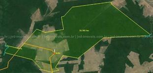 Fazenda com 31.875 hectares - Brasnorte/MT – Ref. 701