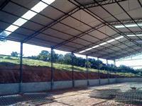 Fabricamos estrutura metalica para barracões galpões  - melhor preço do brasil