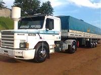 Caminh�o  Scania 113 360  ano 92