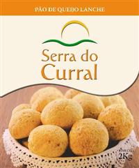 PÃO DE QUEIJO SERRA DO CURRAL