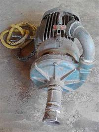 Bomba da água com motor 20cv