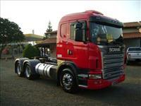 Caminh�o  Scania G 420  ano 11