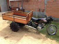 Carreta Traçada para Moto