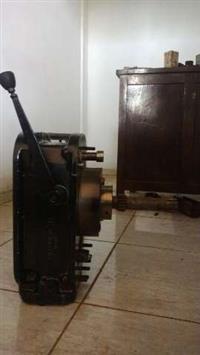 Redutor de velocidade para tratores Massey Fergusson 8 velocidades (2 alavancas)