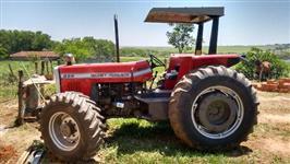 Trator Massey Ferguson 292 4x4 ano 93