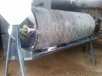 Máquina Classificadora De Farinha De Tapioca Aço Inox