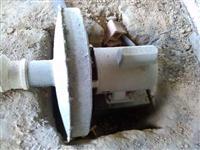 Exaustor/compressor Para Forno Alimentado A Caroço De Açai