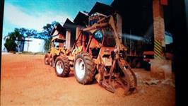 Trator Carregadeiras bm 100 4x4 ano 07