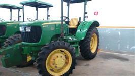 Trator John Deere 5065 E 4x4 ano 13