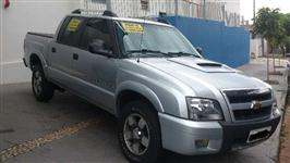 Vende-se S10 EXECUTIVE 2008/2009 Prata Diesel em excelente estado!