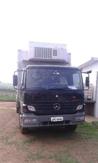 Caminhão  Mercedes Benz (MB) Artego  ano 07