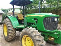 Trator John Deere 5078 E 4x4 ano 11