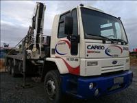 Caminhão Ford Cargo Trucado 2422 c/ Munck Argos 43