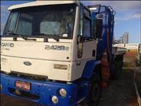Caminh�o  Ford 2428e c/ Munck imap 35000  ano 06