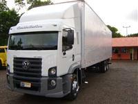 Caminhão  Volkswagen (VW) 24-250 6X2 BAÚ 11,60MTS  ano 07