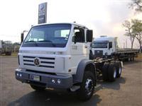 Caminhão  Volkswagen (VW) 31-260 6X4  ano 06