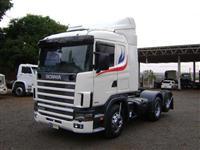 Caminhão  Scania R 380 EVOLUÇÃO 6X2 ÚNICO DONO 450.000KM ORIGINAIS  ano 06