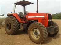 Trator Massey Ferguson 650 Advanced 4x4 ano 2004