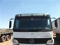 Caminhão  Mercedes Benz (MB) Atego 2425  ano 08