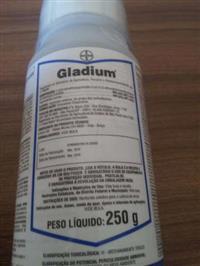 GLADIUM - MATA MATO EFICAZ NO COMBATE DE ERVAS DANINHAS