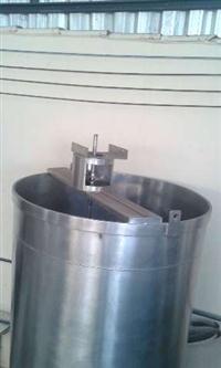 Tanque Fabricado em aço inoxidável