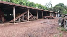 Galpão 900 metros construção em Área Rural