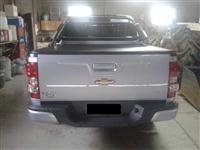 Chevrolet S10 LT 4x4 A/T Semi Nova 2013 Prata