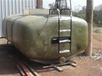 Tanque de Transporte de Vinhaça