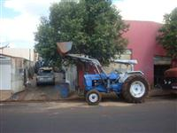 Trator Ford/New Holland 8030 4x4 ano 00