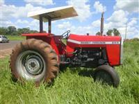 Trator Massey Ferguson 265 4x2 ano 76