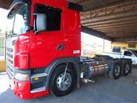 Caminhão  Scania G 420  ano 12