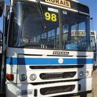 Ônibus Mercedes Bens Urbano ano 1998