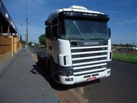 Caminh�o  Scania 124 360  ano 04
