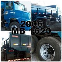 Caminh�o  Mercedes Benz (MB) MB 1620  ano 09