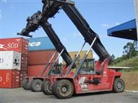 R$ 370.000 Empilhadeira Guindaste KALMAR para Container Reach Stacker Ano 2009