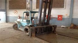 LEILÃO PÚBLICO - Forklift Hyster 74, 7 Toneladas - Menor Preço Brasil R 25.000