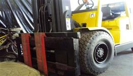 EMPILHADEIRA HYSTER 70, ANO 2011