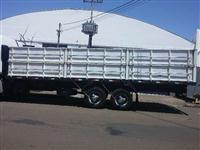 Carroceria Facchini Para Caminhão Truck