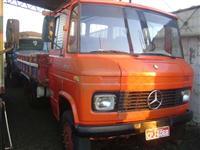 Caminhão  Mercedes Benz (MB) 608  ano 77
