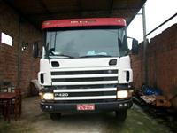 Caminhão  Scania 124 420  ano