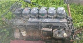 Motor SCANIA 420cv eletrônico completo