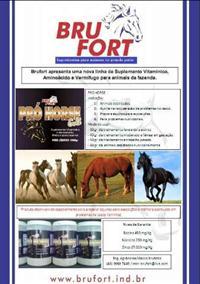 Pró Horse - suplemento vitaminico e mineral