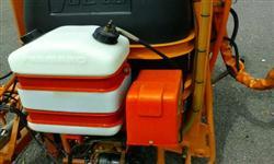 Pulverizador Jacto 600L