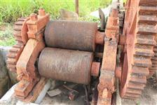 Engenho Industrial de Cana antigo 18 Polegadas