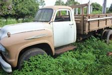 Caminh�o  Chevrolet MARTA ROCHA  ano 57