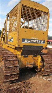 Komatsu D50A vendo ou troco